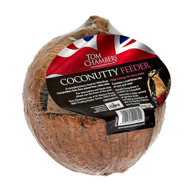 Tom Chambers Coconut Whole