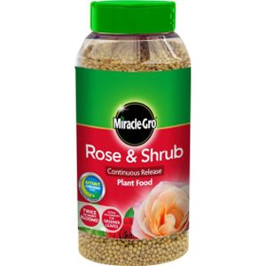 Miracle-Gro Continuous Release Rose & Shrub Food 1kg
