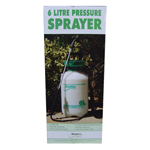 Greenkey Pressure Sprayer 6Ltr