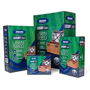 Johnsons Luxury Lawn Grass Seed