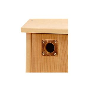 Jacobi Nest Box Protection Plate 26mm