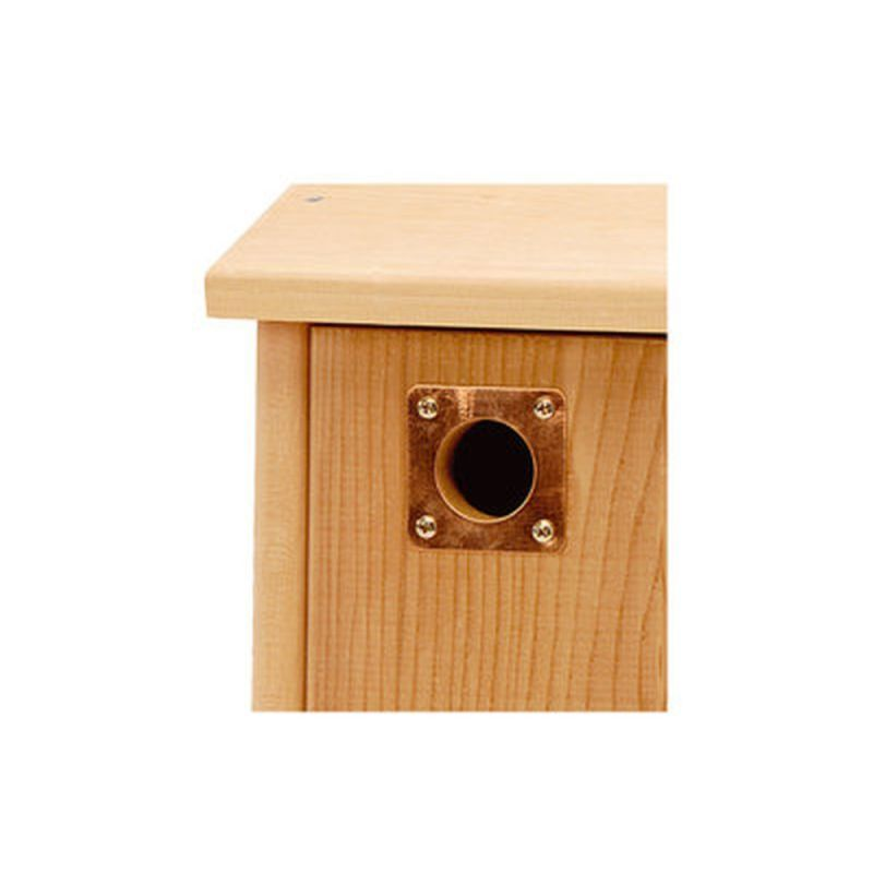 Jacobi Nest Box Protection Plate 32mm