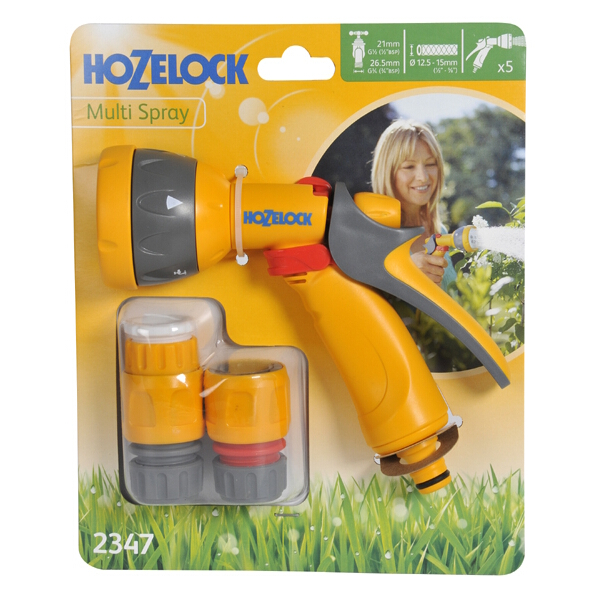 Hozelock Multispray Gun Starter Set 2347