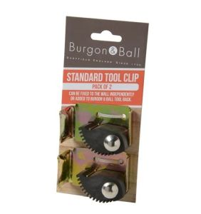Burgon & Ball Tool Clips 2 pack