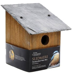 Chambers Sledmere Nest Box (32mm Entrance)