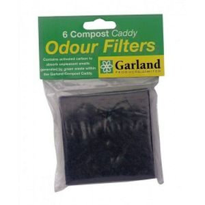 Garland Replacement Filters for Caddies (6)