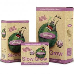 Johnsons Slow Grow Grass Seed