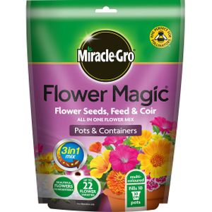 Miracle-Gro Flower Magic Pots/Containers 350g