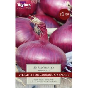Taylors Onion Red Winter