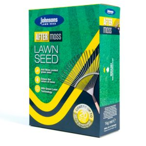 Johnsons After Moss Lawn Seed 1kg
