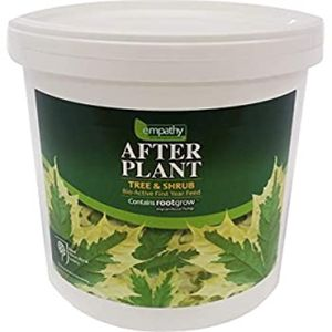 Empathy AfterPlant Tree&Shrub Food with RootGrow RHS 2.5kg Tub