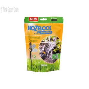 Hozelock Universal Dripper (5 Pack)
