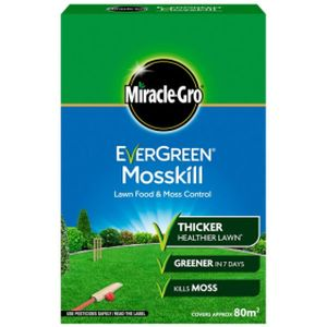 Evergreen Mosskill Lawn Food & Moss Control