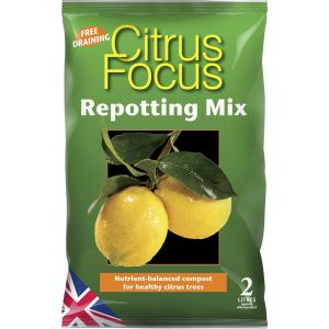 Growth Citrus Focus Repotting Mix 2L