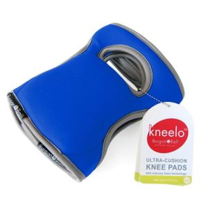 Burgon & Ball Kneelo Knee Pad Cobalt