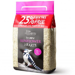 Chambers Scrummy Sunflower Hearts 2.5kg 25%FOC