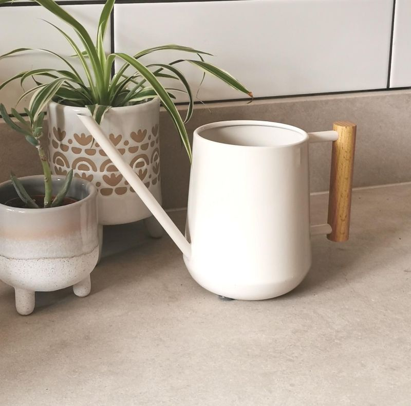 Burgon & Ball Indoor Watering Can - Stone
