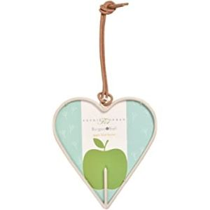 Burgon & Ball Sc Apple Bird Feeder - Heart