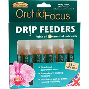 Growth Orchid Focus Drip Feeders 38ml