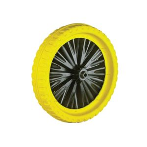 Walsall Titan Puncture Proof Wheel Yell