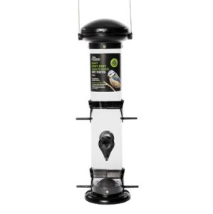 Chambers Giant Heavy Duty Flick 'n' Click 6 Port Seed Feeder