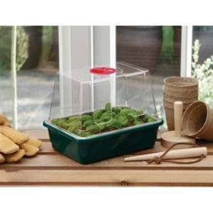 Garland Mini High Dome Propagator With Holes(s3)