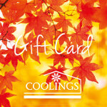Coolings Voucher Autumn Leaves