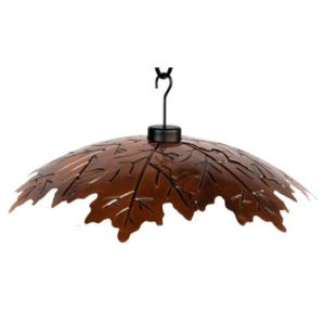 "Panacea 18""(46cm) Brushed Copper Weather Shield"