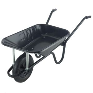 Walsall Contractor Barrow 85L Black