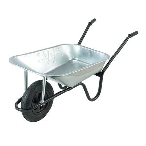 Walsall Contractor Barrow 85L Galvanised