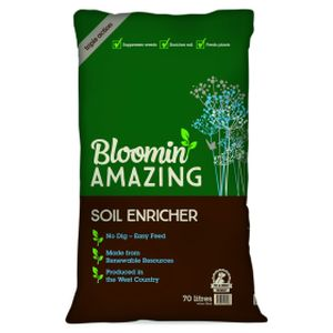 Bloomin Amazing 3 in 1 Soil Improver 70 Litres