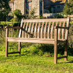 Alexander Rose Sherwood Broadfield Bench 4ft