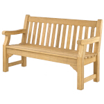 Alexander Rose Roble Royal Park Bench 5ft