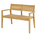 Alexander Rose Roble Contemporary Bench 4ft