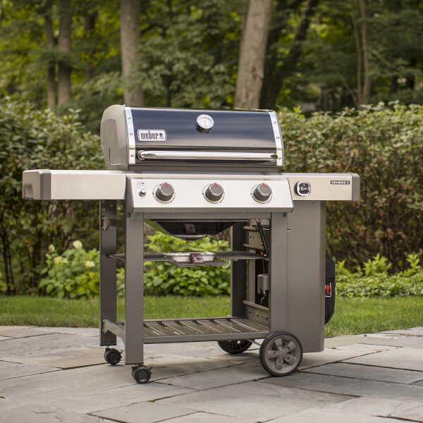 Weber Genesis II E-310 GBS 3 Burner Gas Barbecue