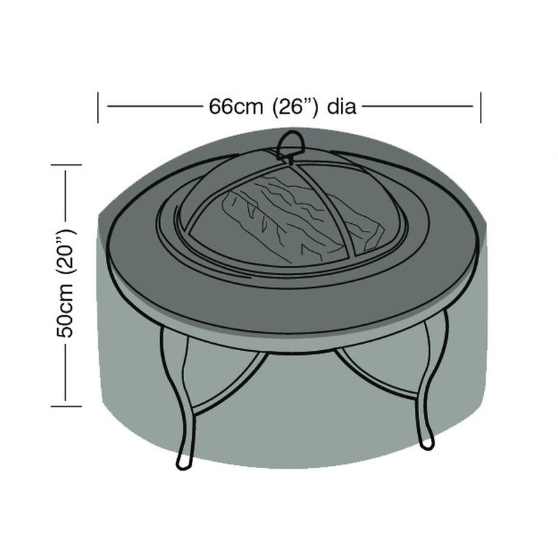Garland Small Firepit Cover