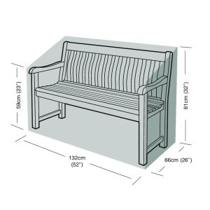 Garland 2 Seat Bench Cover
