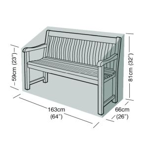 Garland 3 Seat Bench Cover