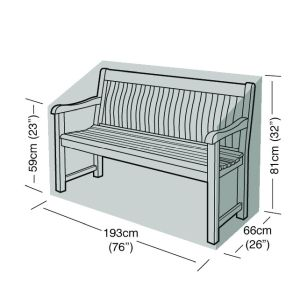 Garland 3-4 Seat Bench Cover