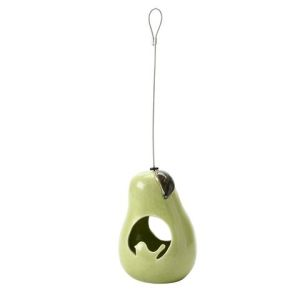 Burgon & Ball Nt Ceramic Bird Feed - Pear