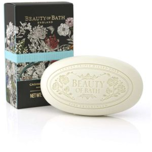 Beauty of Bath Cashmere Musk Noir Soap
