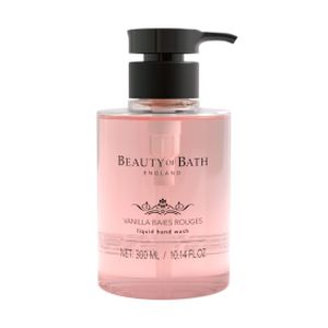 Beauty of Bath Vanilla Baies Roujes Hand Wash