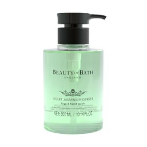 Beauty of Bath Violet Jasminium Ginger Hand Wash