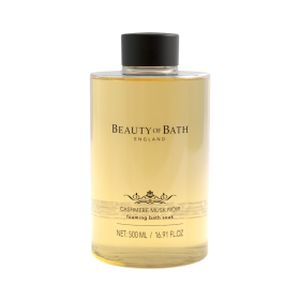 Beauty of Bath Cashmere Musk Noir Bath Soak