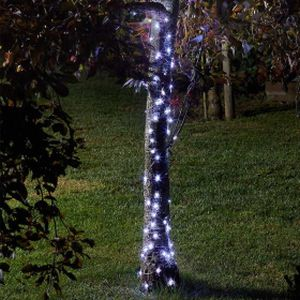 100 Cool White Firefly String Lights