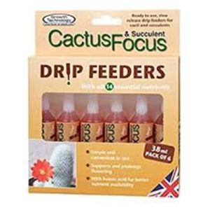 Growth Cactus Focus Drip Feeders 38ml