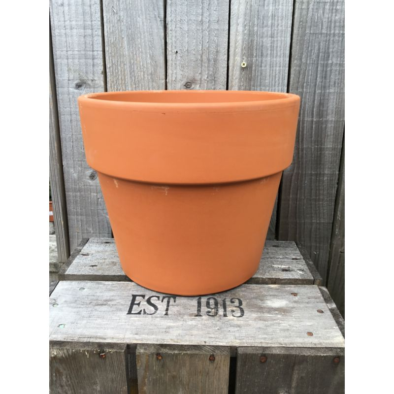 Woodlodge 28cm Terracotta Indoor Pot