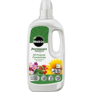 Miracle-Gro Performance Organics All Purpose Plant Food Liquid 1 Litre