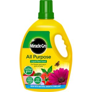 Miracle-Gro All Purpose Liquid Plant Food Concentrate 2.5 Litre