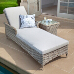 Heritage Lounger with Cushion